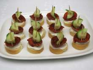 Serowe kanapeczki