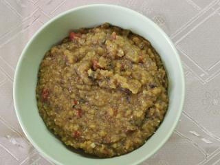 Soczewicowy masala dal