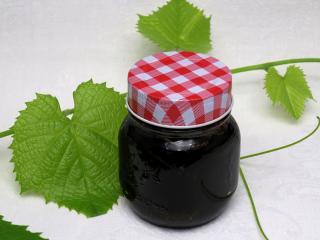 Winogronowy dżem