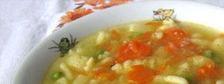 Zupy jarzynowe