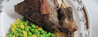 Zajęcze i królicze mięso