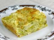 Ciasto porowe z serem