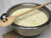 Zupa z białej fasoli
