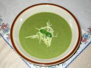 Prosta brokułowa zupa