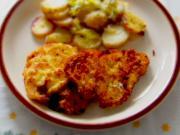 Filety z kurczaka z sosem tatarskim