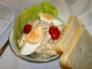 agodna sałatka z kurczaka