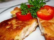 Filety z kurczaka w ziemniaczanym cieście