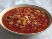 Zupa kapuściano-pomidorowa