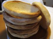 Chlebowe miski na zupę