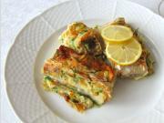 Filety rybne na warzywach