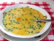 Dyniowa zupa dla dzieci