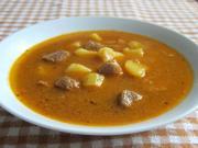 Wieprzowa zupa