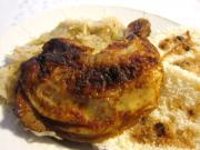 Miodowo-imbirowe udka z kurczaka