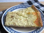 Bryndzowe pieczywo z cebulą