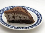 Kasztanowy tort kopiec kreta