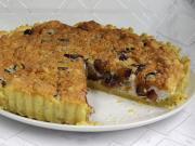 Śliwkowe ciasto ze stewią