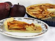 Jabłkowe ciasto z cynamonem