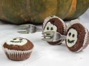 Halloweenowe muffiny