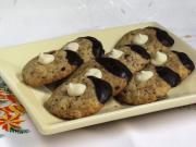 Bożonarodzeniowe kawowe ciasteczka