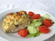 Filety rybne pod serową pierzynką