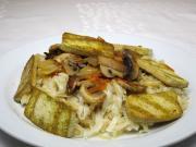 Grillowane marynowane tofu