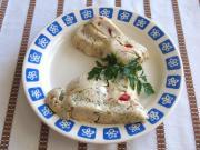Jajeczny warzywny salceson