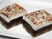 Anielskie ciasto z czekoladowym likierem