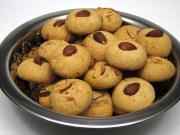 Kardamonowe indyjskie ciasteczka