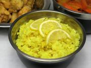 Cytrynowy ryż