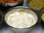 Ananasowy sos z jogurtem