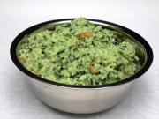 Szpinakowy ryż