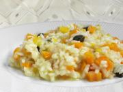 Marchewkowe risotto