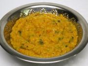 Curry z soczewicą i dynią