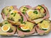 Klasyczne kanapeczki
