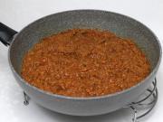 Sos z gotowanego wołowego mięsa