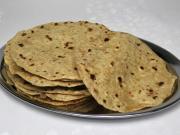 Indyjskie placki chlebowe Chapati