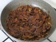Duszona wołowina do ulubionego dodatku na gęsto