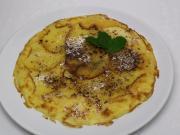 Jabłkowy omlet