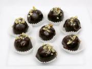 Proste kuleczki Bajaderki w czekoladzie