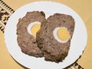 Wieprzowo-wołowa rolada z jajkiem