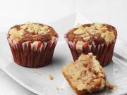 Jabłkowe muffiny z posypką