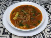 Rydzowa zupa
